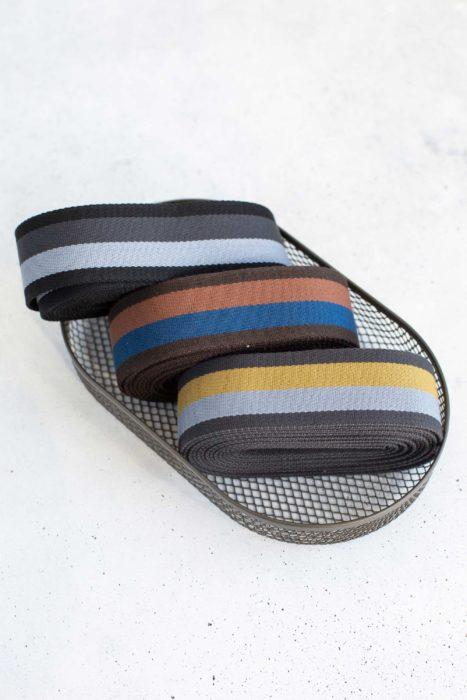 Taschenzubehör farbenmix Gurtbänder breit