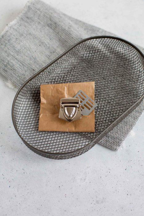 Taschenzubehör farbenmix - Steckschlösser für Taschen