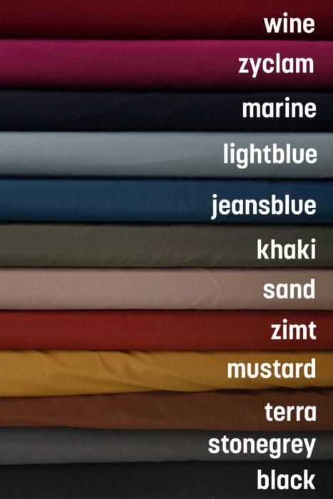 Jackenstoffe von farbenmix