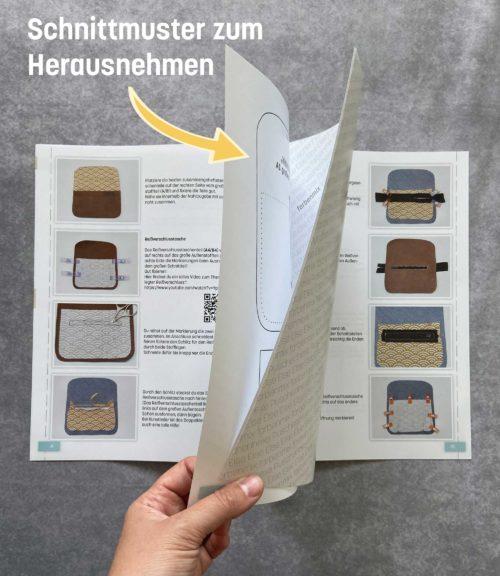 Else als Papierschnittmuster - Schnitteile zum herausnehmen