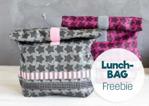 lunchbag nähen