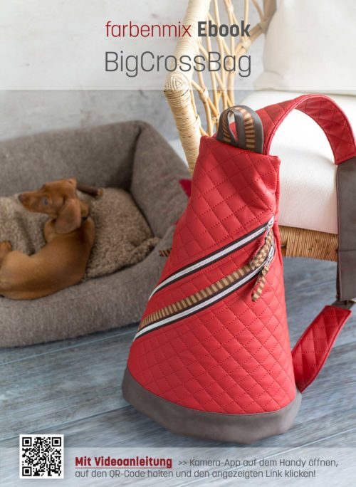 Big Crossbag neu im farbenmix Shop